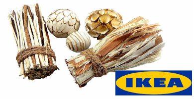 Flores secas Ikea